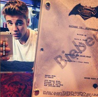 Bieber!!! Really